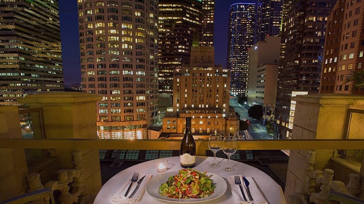 Los restaurantes con las mejores vistas panor micas en los for Decoracion los angeles