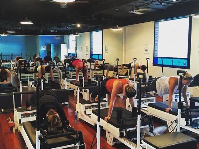 Sweat With The Stars The Best L A Workout Spots To See